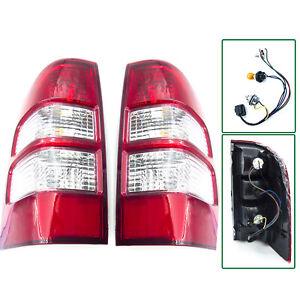 For Ford Ranger Ute PJ 2006~2009 LEFT + RIGHT Pair of Tail Light Rear Lamp New