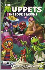 MUPPETS THE FOUR SEASONS MARVEL DISNEY SC TPB COLLECTS #1-4 ROGER LANGRIDGE NEW