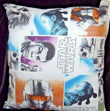 HANDMADE STAR WARS CHARACTERS TRAVEL TODDLER CAR CUDDLE PILLOW