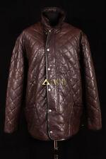 Zip Leather Long Coats & Jackets for Men