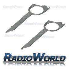 Vw Golf De Cd Radio retiro llaves de liberación estéreo herramientas de extracción de Pins Par