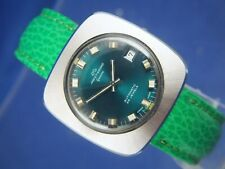 Jaquet Girard Automatic Watch 1970s Swiss ETA 2782 Awesome NOS Vintage