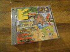 CD VA Bravo Hits 18 2CD (40 Song) EMI WEA VIRGIN jc