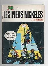 Les Pieds Nickelés et l'énergie. N°87. SPE EO 1975 - PELLOS