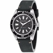 SPINNAKER FLEUSS AUTO DIVER WATCH SP-5056-02 NEW IN BOX INTERNATIONAL SHIPPING