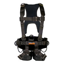 Fusion Tac-Scape Heavy Duty Tactical Full Body Padded H Style Rescue Harness M-L