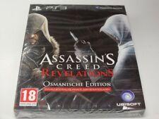 !!! PLAYSTATION PS3 SPIEL Assassins Creed Revelations Osmanische Edition TOP !!!