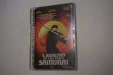 LEGEND OF EIGHT SAMURAI DVD EXCELLENT SONNY CHIBA  FAST FREE SHIP!