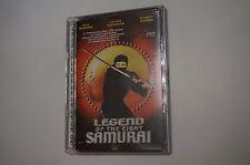 LEGEND OF EIGHT SAMURAI DVD EXCELLENT SONNY CHIBA  FAST FREE SHIP!