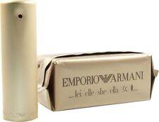 Emporio Armani She Elle Ella 100ml Eau De Parfum Spray Brand New & Sealed Box