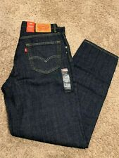 Levi's 550 Relaxed Fit Dark Wash Jeans Men's Many Sizes MSRP $59.50 New 550-0032