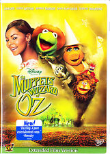The Muppets: Wizard Of Oz (DVD, 2005) New