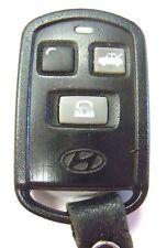 Sonata key FOB keyless remote entry clicker control transmitter PINHACOEF311T