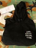 Anti Social Social Club Mind Games Hoodie 100% Authentic X-LARGE