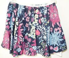 Brand New Persnickety Nadia Navy Background Floral Skirt Girl's Size 4