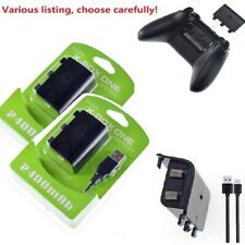 Rechargeable Battery Pack For Xbox One S E X Wireless Controller + USB Cable