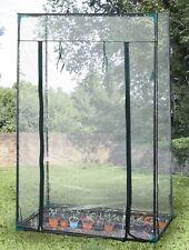 Serra da giardino per pomodori e coltivazione ortofrutticola fiori 100x50x150 cm