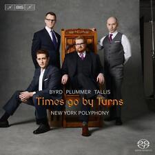 Times go by Turns - New York Polyphony SACD