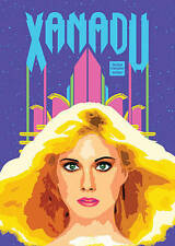 Xanadu Pop Art Series Includes French version dvd New