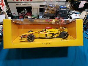 1/18 scale model PAUL'S MODEL ART Jordan 196 Schumacher Formula One F1 race car
