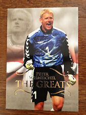 2011 Futera Unique Greats Soccer Card - Denmark SCHMEICHEL Mint