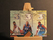 2004-05 Topps Luxury Box Three-Point Play Relics 200 #HFM Howard/Francis/Mobley