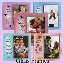 photo frames sentimental mirror glass family friend