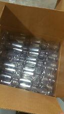 50 26 OZ Clear Plastic Mason Jars Cup Wedding Favors BPA FREE! ~MADE IN THE USA~