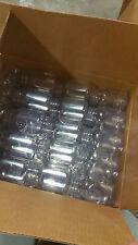 100 26 OZ Clear Plastic Mason Jars Cup Wedding Favors BPA FREE