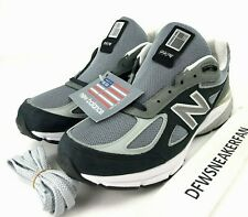 New Balance 990 Men's Size 11 Gray M990XG4 Running Shoes Made In USA New