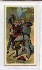 (Jl009-100) Players,Life On Board A Man Of War,Press Gang At Work,1905