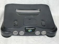 Free Shipping Untested Nintendo 64 Smoke Grey Console Game System NTSC-J Japan