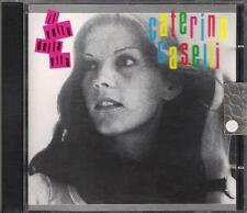 """CATERINA CASELLI - RARO CD FUORI CATALOGO """" IL VOLTO DELLA VITA """""""