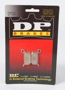 DP Brakes - DP924 - Standard Sintered Metal Brake Pads-KTM 50