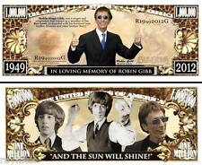 Robin Gibb Bee Gees Singer Songwriter soul voice twin 2 Maurice bill/w protector