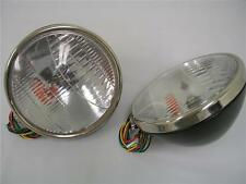 1933 1934 Ford Car Commercial Pickup Truck Headlights w/ Turn Signal Head Lamp