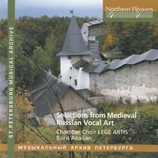 Abalian / Lege Artis - Selections From Russian Medieval Vocal Art [New CD]