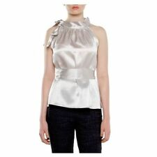 Dry-clean Only 100% Silk Tops for Women
