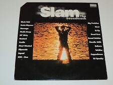 """SLAM THE SOUNDTRACK Lp 12""""x2 VARIOUS BIG PUNISHER KRS DEAD PREZ Q TIP GOODIE MOB"""