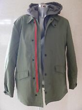 Converse Cons Green 2 in 1 Jacket Mens Size Medium NEW