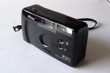 Nikon AF220 35mm Film Camera - 29mm f4.5 lens - Film Tested