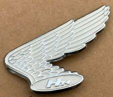 NOS Honda Left-Hand Badge CB125 K3 CB175 K4-K5 CB250 K2 CB350 K2 CL100, CL175