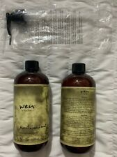 2 Wen by Chaz Dean Sweet Almond Mint Cleansing Conditioner 16Oz With Pump New