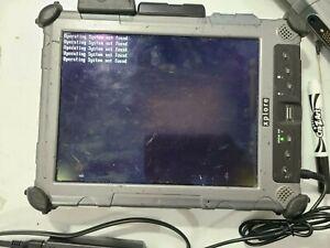Xplore iX104C5 Rugged Dual Mode Tablet i7-1.06GHz 4GB No operator system