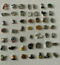 HALLOWEEN Floating Charms for Living Memory Charm Lockets