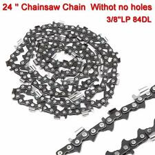 "24"" Chainsaw Saw Chain Blade 3/8"" Pitch 0.63"" Guage 84DL For 72cc 76cc 82cc Saws"