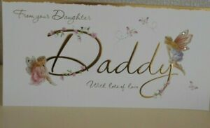 From your Daughter Daddy With Lots of Love To the best Daddy in the Whole World