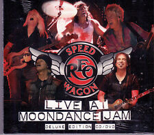 Live At Moondance Jam Deluxe Edition  REO SPEEDWAGON Cd Sigillato