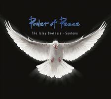 The Isley Brothers and Santana - Power of Peace - New CD - Pre Order - 28/7
