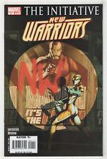 New Warriors #1-20 (2007, Marvel) [Complete Series] Initiative Secret Invasion Q